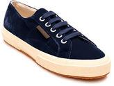 Superga Velvet Low Top Sneakers