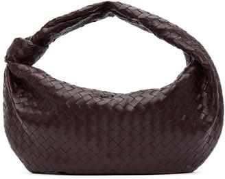 Bottega Veneta Purple The Medium Jodie Bag