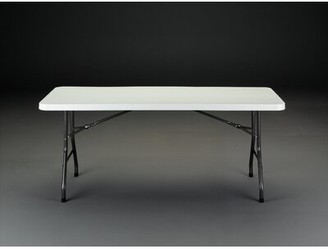 "Proenza Schouler Furniture Rectangular Folding Table Furniture Size: 30"" H x 72"" W x 29"" D"