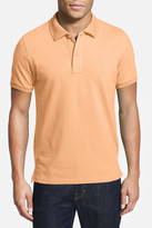 Tailorbyrd Stretch Pique Cotton Polo (Big & Tall)