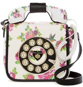 Betsey Johnson Betsey's Hotline Phone Crossbody