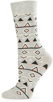Happy Socks Geometric Crew Socks