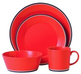 Royal Doulton Colors Red 4-Piece Place Setting