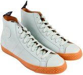 PF Flyers Todd Snyder Rambler Hi Mens White Nubuck High Top Lace Up Sneakers Shoes 8