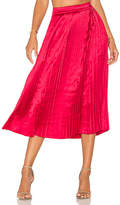 Elizabeth and James Lucy Skirt in Red