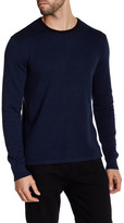 Kenneth Cole New York Contrast Trim Sweater