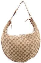 Gucci GG Studded Hobo