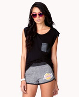 Forever 21 Los Angeles LakersTM Athletic Shorts