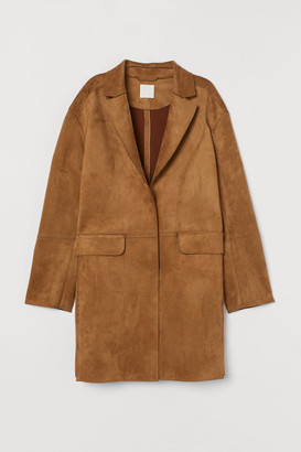 H&M Imitation suede jacket