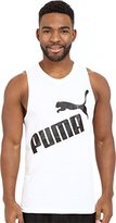 Puma Men's Graphic Essential Tank Top
