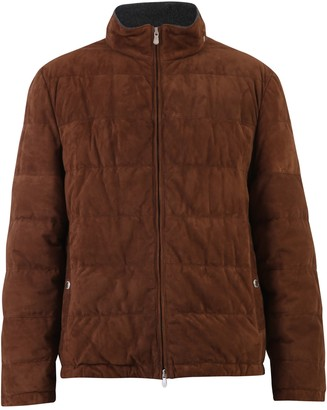 Brunello Cucinelli Padded Zip Up Jacket