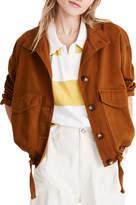 Madewell Beachmont Utility Jacket