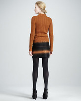 Marc by Marc Jacobs Lida Striped Skirt