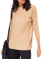 Miss Selfridge Slouchy Crewneck Sweater