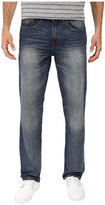 U.S. Polo Assn. Straight Leg Five-Pocket Denim Jeans in Blue