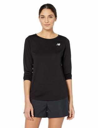 New Balance Women's Accelerate Long Sleeve Shirt