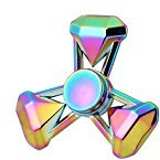 Hand Spinner, DEESEE(TM) Hand Spinner Fidget Copper Ball Desk Focus Toy EDC For Kids/Adults (A)