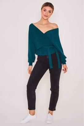Josie Zibi London Knit Green