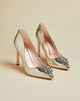 Ted Baker ELANNAM Brooch detail courts
