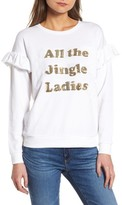 South Parade Women's All The Jingle Ladies Sweatshirt