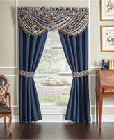 "Croscill Aurelio Waterfall Swag 48"" x 33"" Window Valance Bedding"