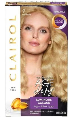 Clairol Nice 'N Easy Age Defy 9 Light Blonde Hair Dye