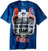 The Mountain Men's U of Florida Gators Warrior Mascot Adult T-Shirt
