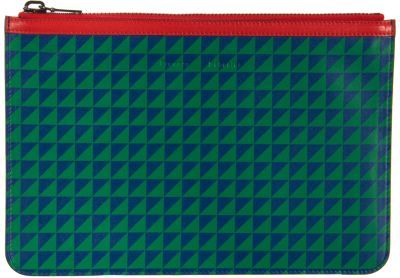 Proenza Schouler Zip Pouch Medium Leather