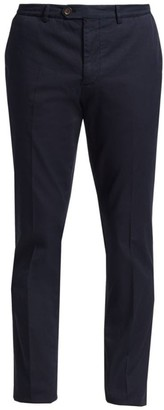 Brunello Cucinelli Stretch Cotton Trousers