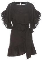 Etoile Isabel Marant Isabel Marant, Étoile Delicia wrap dress