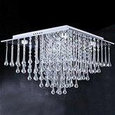 Chandelier Juanjuan Ceiling Lamps , 5 Light , Crystal Artistic Stainless Steel Plating MS-33093