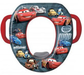 Ginsey Disney Cars Soft Potty