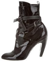 Louis Vuitton Patent Leather Eternal Ankle Boots