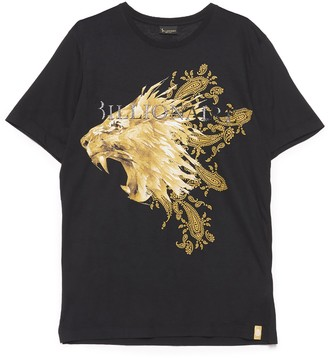 Billionaire Lion Logo T-Shirt
