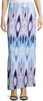 JCPenney A.N.A a.n.a Side-Slit Maxi Skirt
