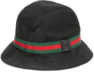 Gucci Pre-Owned GG Shelly line hat