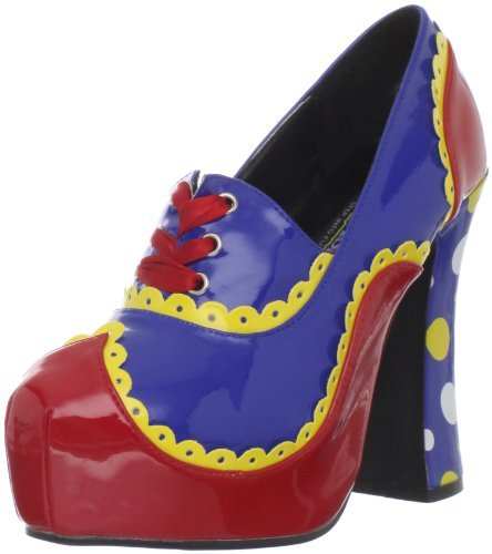 Funtasma by Pleaser Women's Circus-25/RUY Sandal