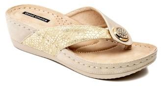 Good Choice Dafni Wedge Sandal