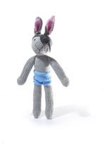 Smallable Crochet Pirate Rabbit Soft Toy