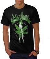 Weed Puff Pass Mary Men XXXL T-shirt | Wellcoda