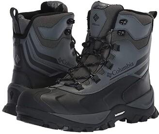 Columbia Bugaboot Plus IV Omni-Heat (Graphite/Black) Men's Cold Weather Boots