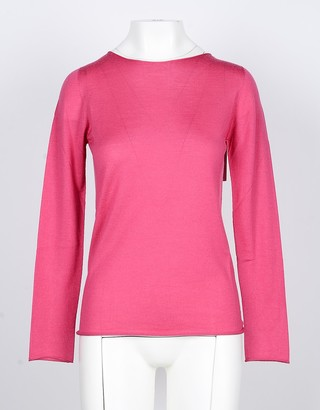 Lamberto Losani Women's Pink Sweater