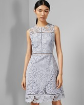 Ted Baker A Line Lace Tunic