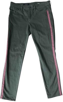 J.Crew Khaki Denim - Jeans Trousers for Women