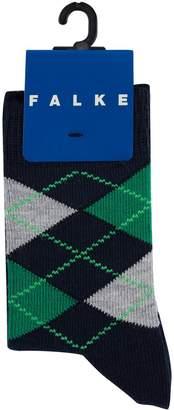 Falke Classic Argyle Socks