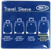 """Bric's Transparent 32"""" Life & Magellano & Firenze Spinner Cover"""