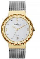Skagen Womens classic tailored and beautiful Danish designed watch