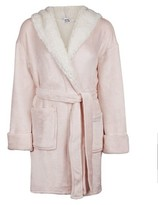 Dorothy Perkins Womens Petite Pink Bunny Robe, Pink