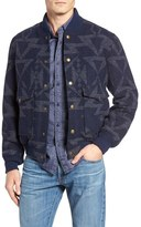 Pendleton The Gorge Jacquard Bomber Jacket