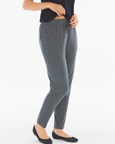 Soma Intimates Cozy Lounge Jogger Pants Heather Quartz